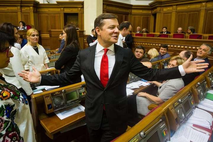 Лідер Радикальної партії Олег Ляшко має підтримку серед жінок-однопартійців - Віце-спікер Геращенко розказала, чим займаються жінки-депутати у фракції Ляшка