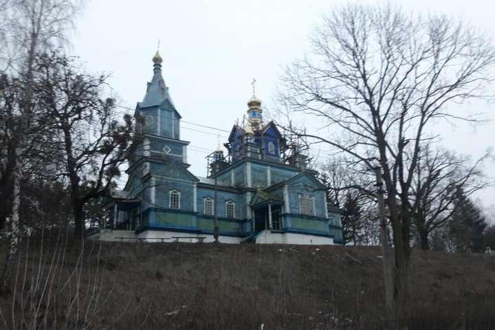 Громада села Сошне приєдналась до Православної церкви України — На Хмельниччині 31-а громада вирішила приєднатись до Єдиної церкви