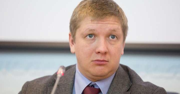 <span>Голова правління НАК «Нафтогаз України» Андрій Коболєв</span> - Коболєв заявив про шалений політичний тиск