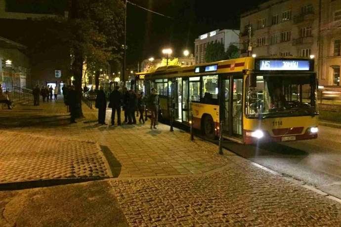 Вінничани просять запровадити у місті нічні маршрутки