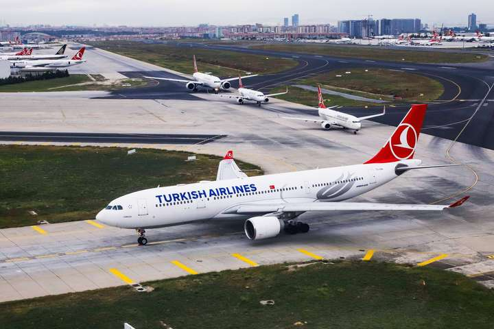 Turkish Airlines літатиме в Україну ще частіше - Turkish Airlines збільшить кількість авіарейсів між Києвом і Стамбулом