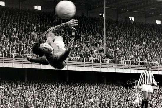 Ґордон Бенкс мав надзвичайну реакцію - Помер найкращий в історії англійського футболу воротар
