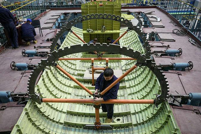 Виробництво модернізованих російських Ту-160 налагоджено на Казанському авіаційному заводі - Путін похвалився, що у Росії створили надзвуковий бойовий ракетоносець