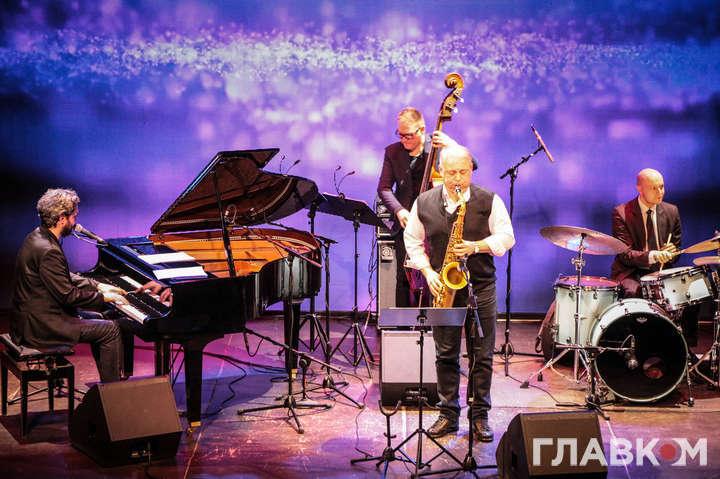Ruslan Egorov Quartet - Кохання і не тільки. Один з найкращих джаз-бендів України дав незабутній концерт у Києві