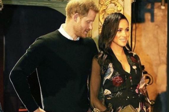 Принц Гарри и Меган Маркл - Дворцовые интриги: ребенка Меган Маркл воспитают отдельно от детей Кейт Миддлтон