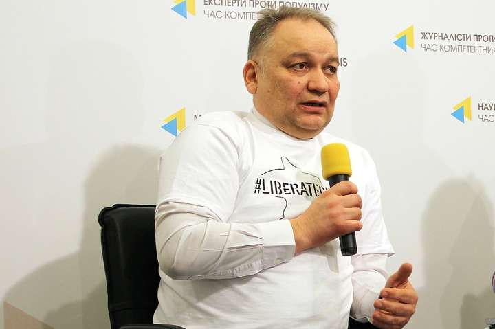 <span>Член Меджлісу кримськотатарського народуЕскендер Барієв</span> - Росія оголосила в міжнародний розшук члена Меджлісу Барієва