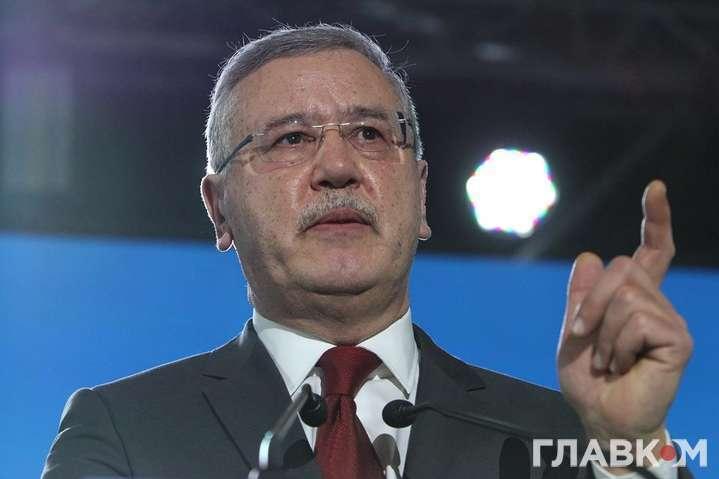 <p>Гриценка запрошують, як особу, яка у період з 4 лютого 2005 року по 23 листопада 2007 року обіймала посаду міністра оборони України</p> - Гриценка запросили на засідання ТСК щодо розкрадання в ЗСУ для надання свідчень