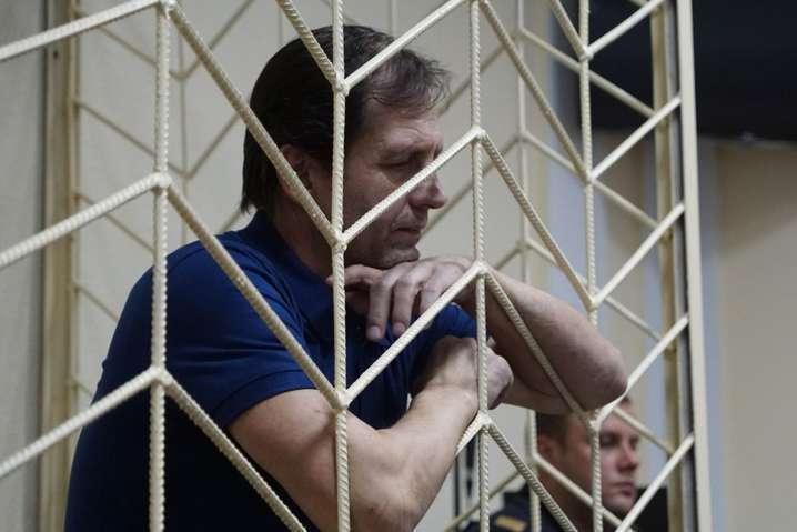 Володимир Балух - Політв'язня Балуха етапували з керченської колонії до Сімферополя