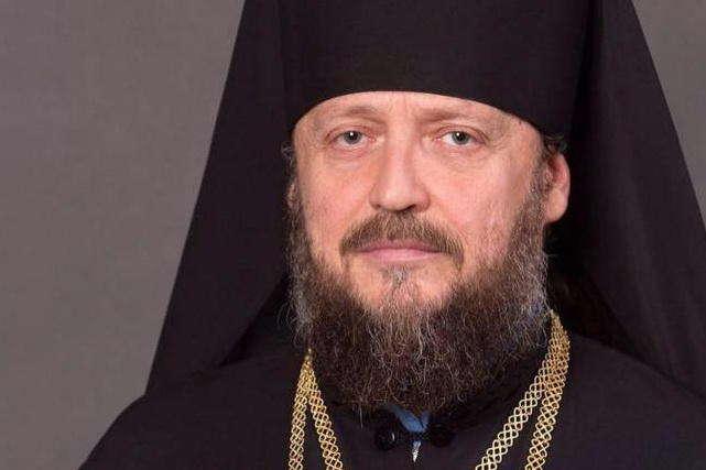 Отець Гедеон єпископ Макарівський УПЦ МП і намісник «Десятинного монастиря» (ЮрійХарон) - В «Борисполі» затримали скандального священика з Києва