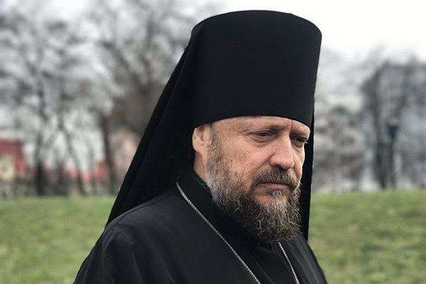 <span>Юрій Харон</span> - Прикордонники вилучили український паспорт скандального єпископа Харона