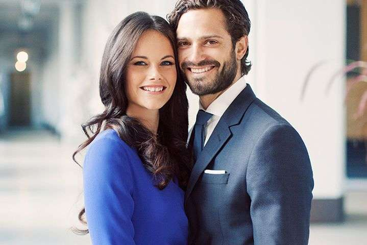 Принц Карл Филипп и принцесса София - Принц Карл Филипп и принцесса София выпустили методичку для родителей
