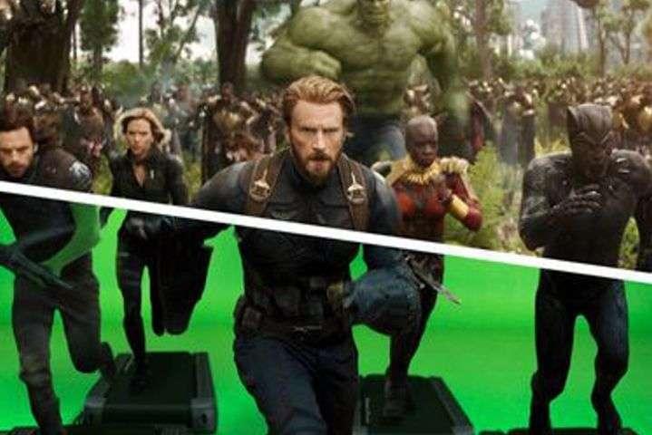 «Мстители: Война бесконечности» на 97% состоит из визуальных эффектов