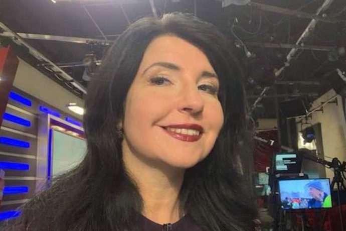 Яніна Соколовська - Українська журналістка довела пропагандистів Кремля в ефірі росТБ до істерики
