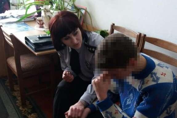На Вінниччині розшукали неповнолітнього втікача