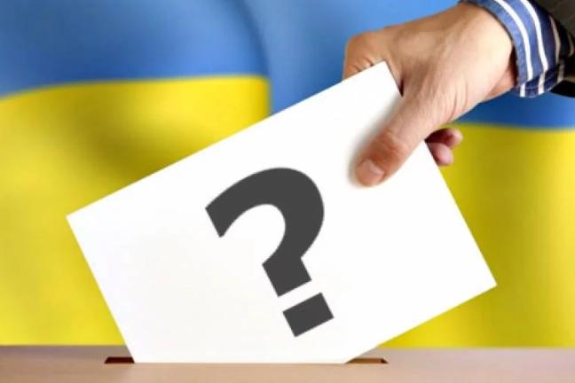 А для чого у виборах братиме участь ваш кандидат?