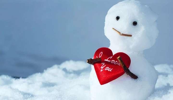 Морози та сніг: прогноз погоди в Україні на День закоханих