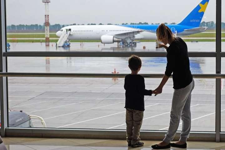 Мінінфраструктури опублікувало рейтинг пунктуальності авіакомпаній за січень