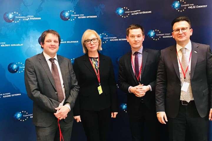 Європейські дипломати мають чітку позицію щодо українських військовополонених − Денісова