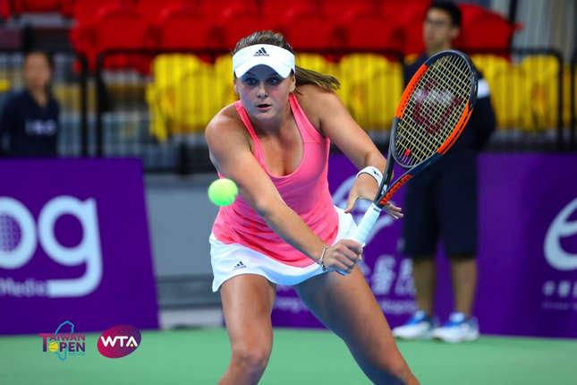 Катерина Козлова - Козлова виступить в основній сітці турніру в Будапешті