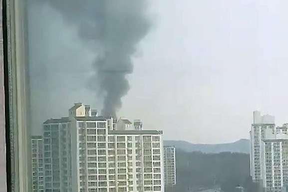 У Південній Кореї на заводі з виробництва боєприпасів стався вибух: є жертви