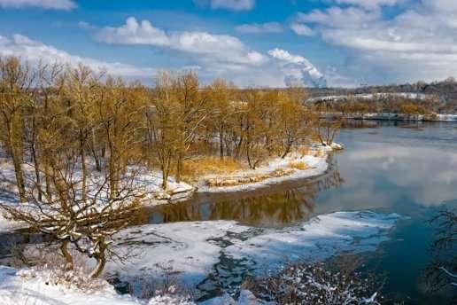 На Стрітення у Києві буде сонячно, вдень до +3 градусів, - Діденко - В Україну йде весняне тепло