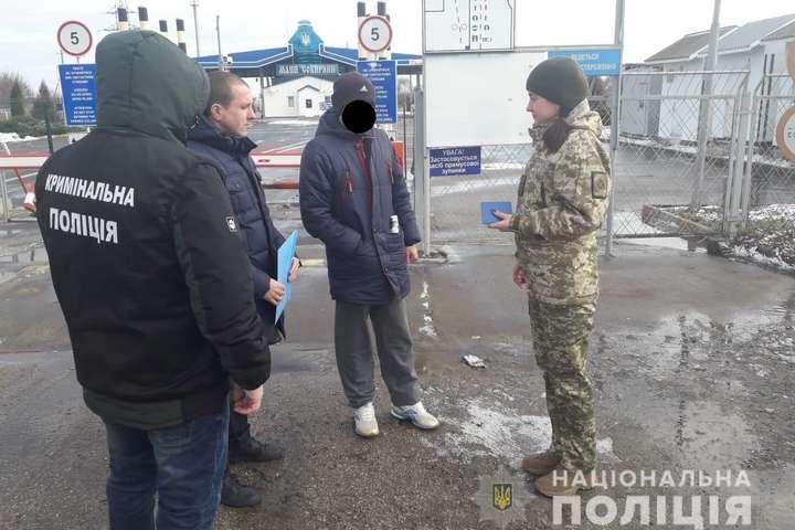 З України видворили кримінального авторитета «Тахіра»