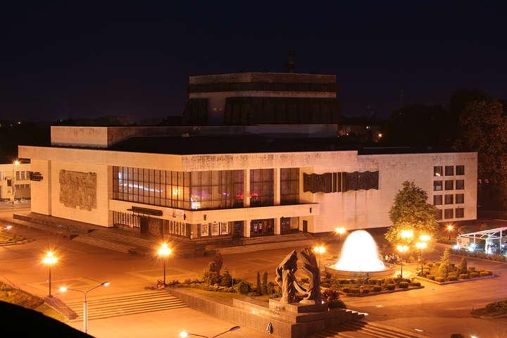У Франківську вже п'ять років триває ремонт драмтеатру, бо бракує грошей