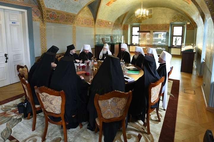На Синоді ПЦУ ухвалили рішення про відкриття монастиря у Дніпрі
