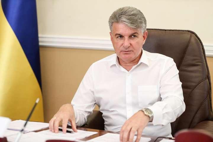 ОлегКирилюк останні півтора року був тимчасово виконуючим обов'язки голови служби