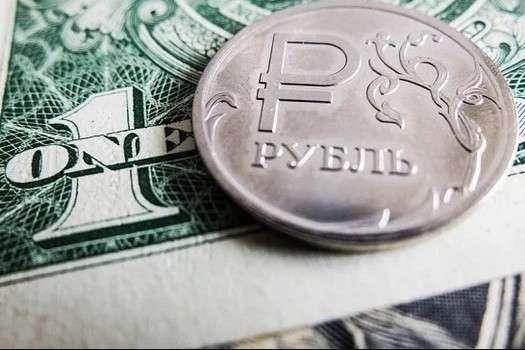 <p>Російські експортери готуються до початку виплати податків, продаючи долари і купляючи рублі</p> <p> &#8212; Російський рубль частково укріпився із початку березня &#171;></p></div> <div class=