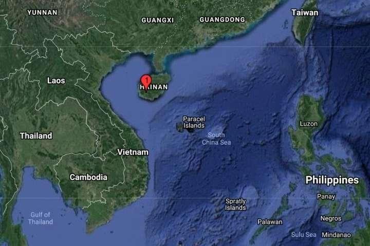 Авіакатастрофа сталася в гористому районі Ледонг, який вкритий тропічними лісами - В Китаї розбився літак військово-морських сил