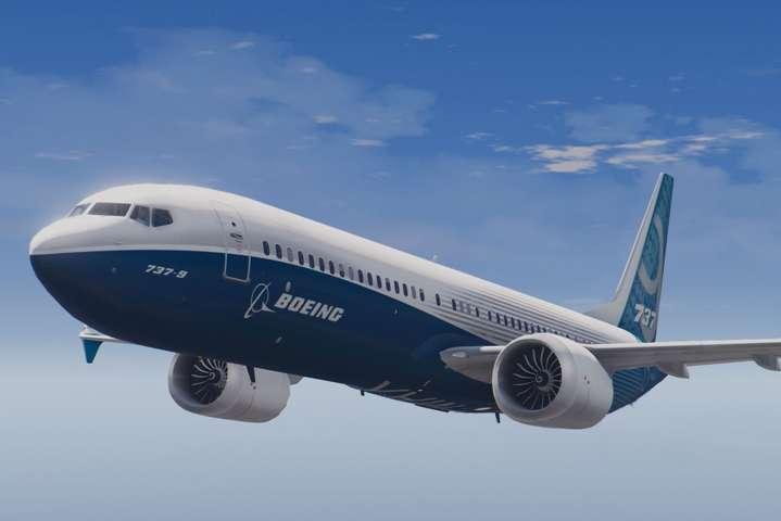 <p>З 13 березня забороняються виконання польотів на літаках Boeing 737-8 MAX або Boeing 737-9 MAX до, в межах, з або над територією України</p> <p> &#8212; Україна також заборонила польоти Boeing 737 MAX&#187;></p></div> <div class=