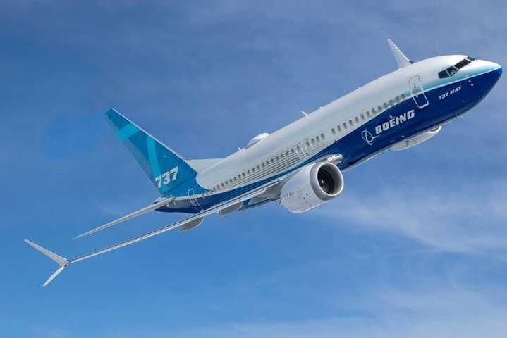 Компанія Boeing підтримала заборону на польоти 737 Max