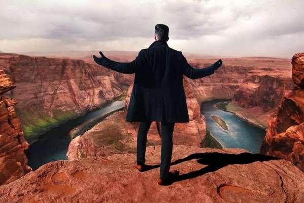 Невероятные пейзажи Аризоны, от которых перехватывает дыхание: фото