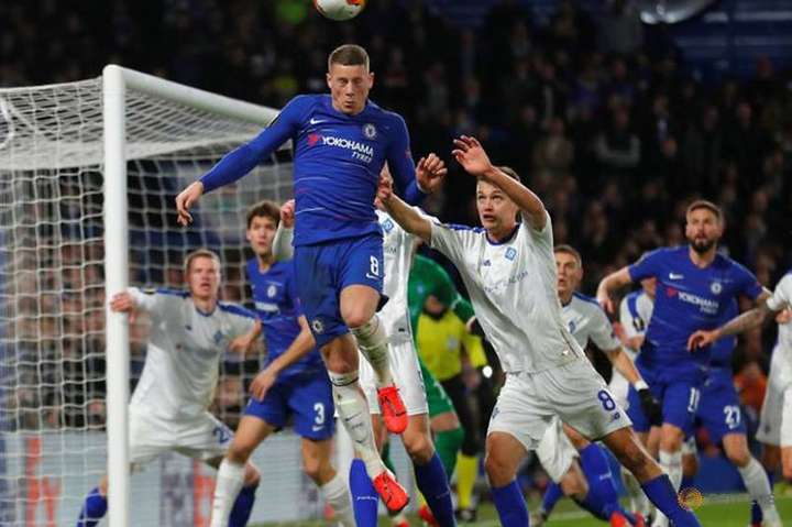 У Лондоні «Челсі» був на дві голови вищим - Тест на дієздатність: анонс матчу «Динамо» - «Челсі»
