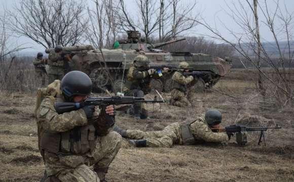 Бойовики на Донбасі порушили режим тиші: двоє бійців поранені