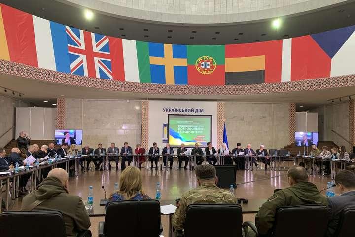 Тимошенко назвала волонтерів і добровольців духовними лідерами нації