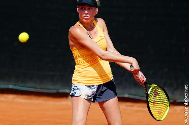 Дема і Чернишова пробилися в чвертьфінал на турнірі в Туреччині