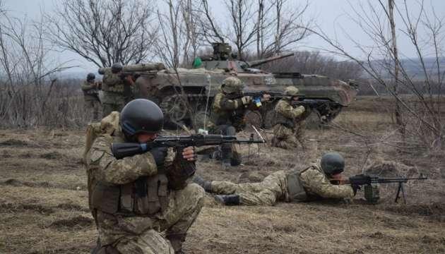 Бойовики на Донбасі порушили перемир'я, застосувавши міномети