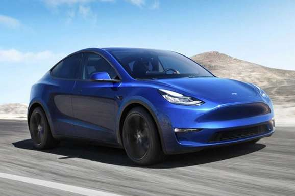 <div class=&quot;post-item__photo-author&quot;>Кросовер Model Y</div> <p> &#8212; Tesla презентувала в Лос-Анджелесі кросовер Model Y&#187;></p></div> <div class=