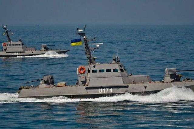 В Азовському морі потренувалися кораблі та авіація Об'єднаних сил