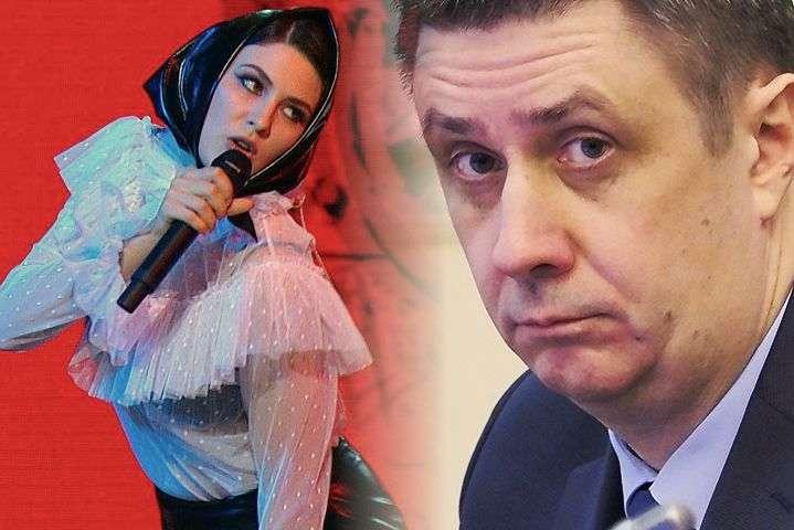 Maruv и Вячеслав Кириленко - Вячеслав Кириленко назвал Maruv «подругой регионалов»