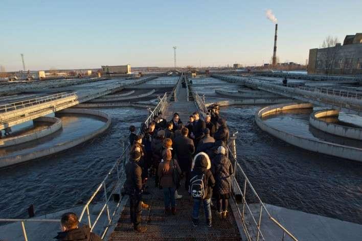 Реконструкція Бортницької станції аерації триватиме шість років