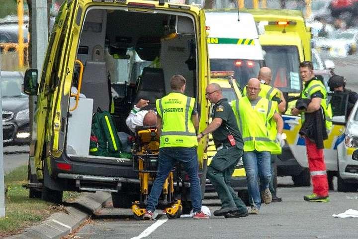 <p>Внаслідок теракту у Новій Зеландії загинули 49 людей</p> <p> &#8212; Терорист із Нової Зеландії у своєму маніфесті згадав Україну&#187;></p></div> <div class=
