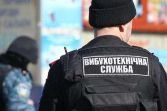 На місці працювала вибухотехнічна служба - Шевченківський райсуд Києва «замінували»