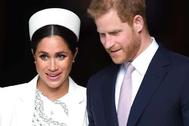 Принц Гарри и Меган Маркл - У Меган Маркл и принца Гарри появится собственная пресс-служба
