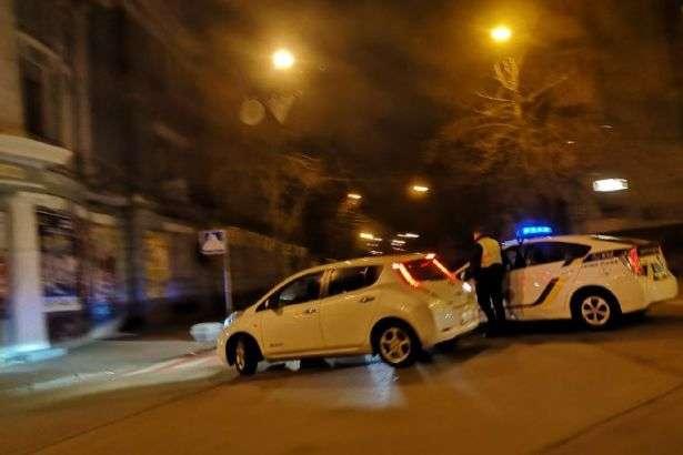 Поліція перекрила вулиці навколо Адміністрації Порошенка