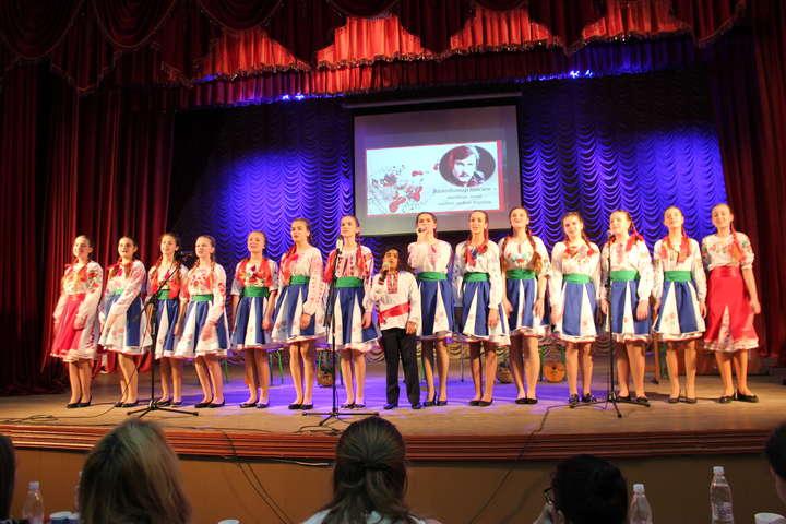 У Вінниці відбувся фестиваль учнівських талантів