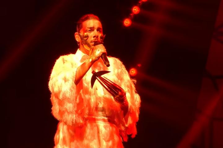 Участники «Евровидения-2019»: представитель Португалии Конан Осирис