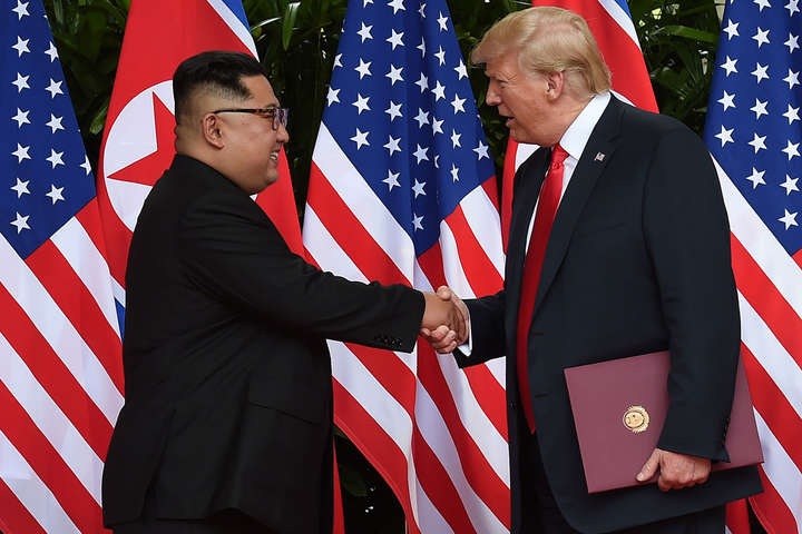 <p>У США сподіваються на відновлення переговорів</p> <div></div> <p> &#8212; КНДР погрожує припинити діалог зі США і відновити ядерні випробування&#187;></p></div> <div class=